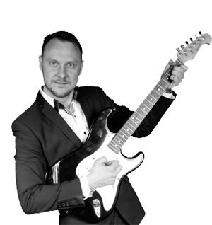 BellaNotte zespół na wesele gitarzysta