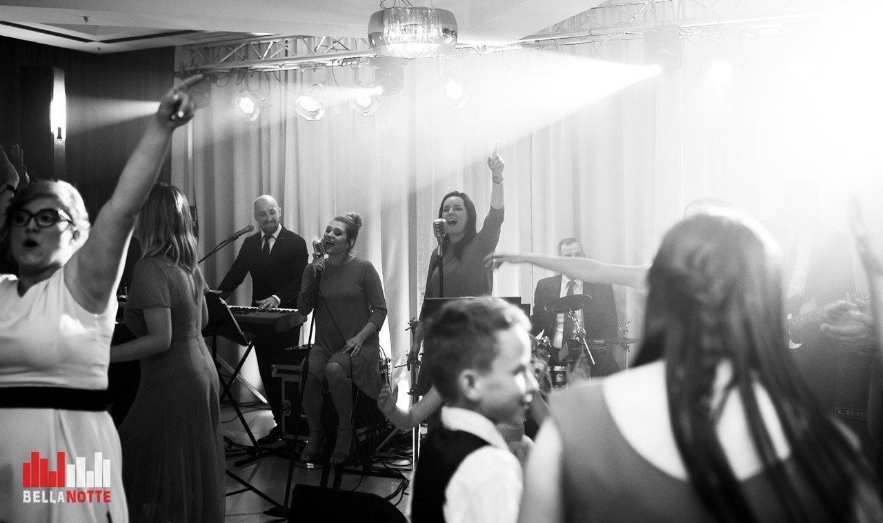 Bella Notte zespół na wesele Tuchola i Chojnice