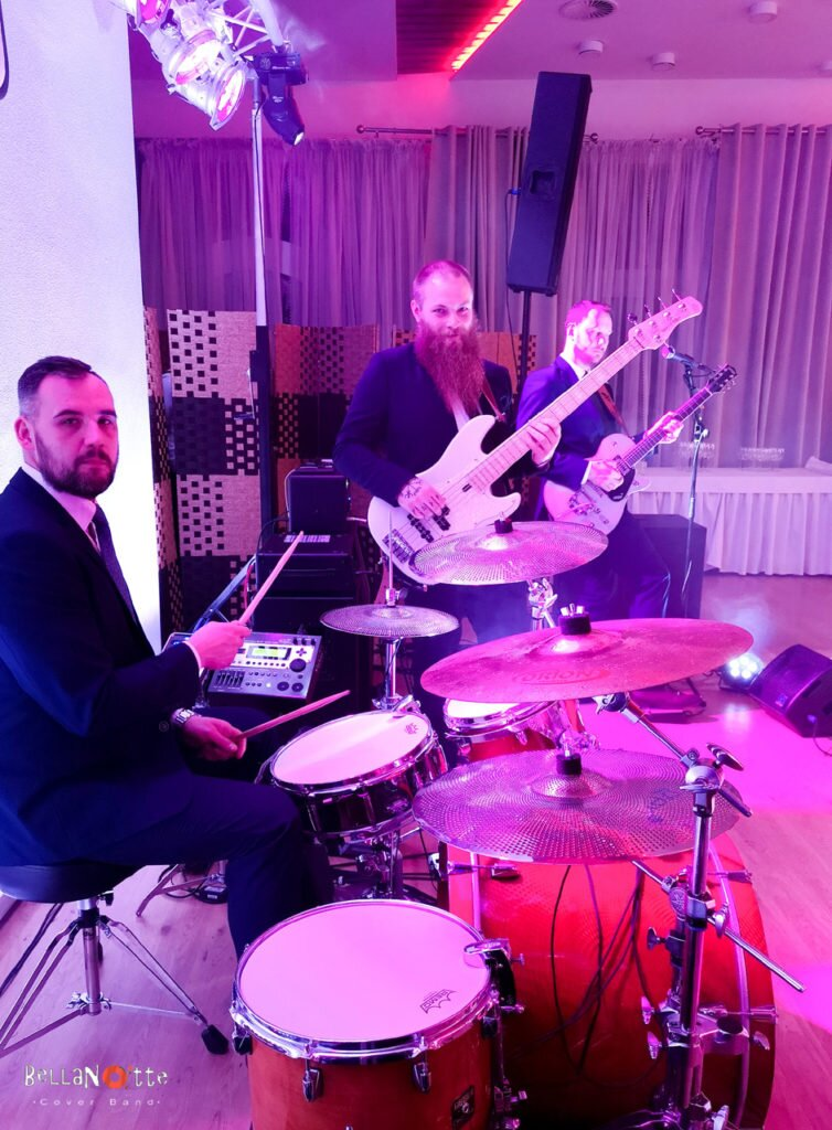 BellaNotte cover band' zespół muzyczny Bal sportowca Tczew