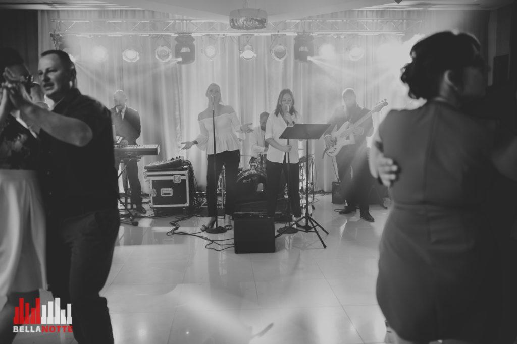 BellaNotte - zespol muzyczny wesele Panorama Tucholi