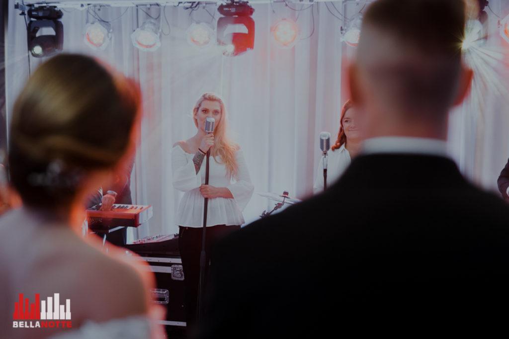 BellaNotte zespół muzyczny wesele Panorama Tucholi