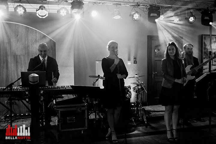 BellaNotte zespół muzyczny wesele Pałac Poledno